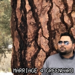 Meet Eddie on MARRIAGE 4 GREENCARD